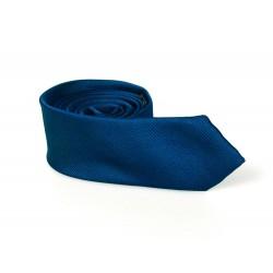 Krawat Granatowy 5cm G1