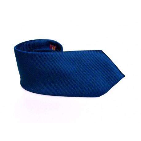 Krawat Granatowy 7cm G1