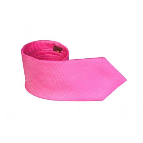 Krawat Różowy R1