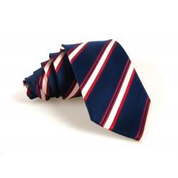 Krawat Stylowy Służbowy M15